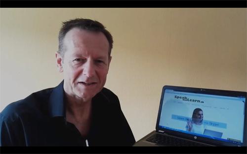Learn Danish online - meet your teacher here!